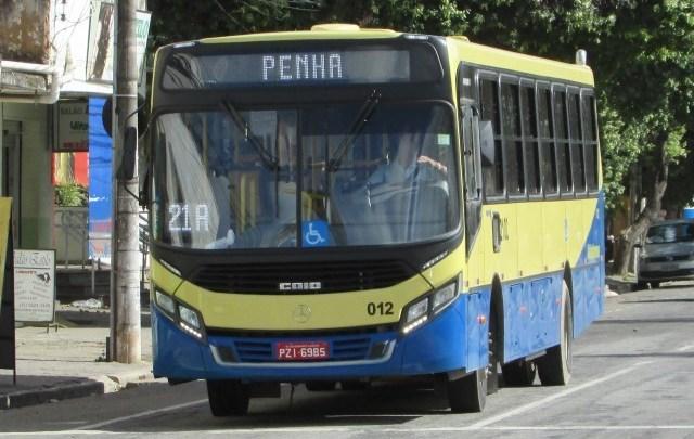 MG: Ônibus é assaltado em Governador Valadares nesta quinta-feira 9