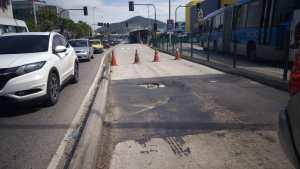 Operação do BRT Rio no corredor Transcarioca segue com desvios nesta quarta-feira 8