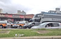 MG: Polícia prende casal com 42 tabletes de maconha em ônibus de turismo em BH