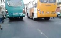 Salvador: Após arrastão, sindicato dos rodoviários suspende circulação de ônibus no São Caetano