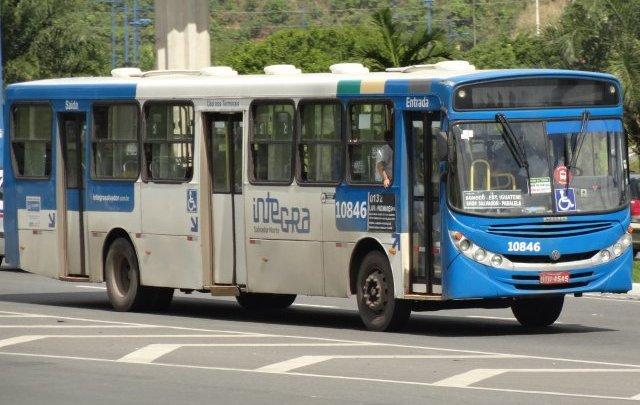 Salvador registrou 1.975 assaltos em ônibus durante todo o ano de 2019