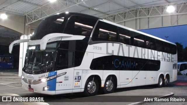 PR: PRF prende homem com medicamentos contrabandeados em ônibus da Catarinense na BR-277
