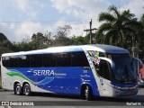 Empresa Serra Tur que teve ônibus tombado na Bahia não tinha autorização para viagens, diz ANTT