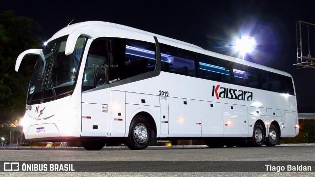 Viação Kaissara incorpora em sua frota o moderno Irizar i6 390 Volvo