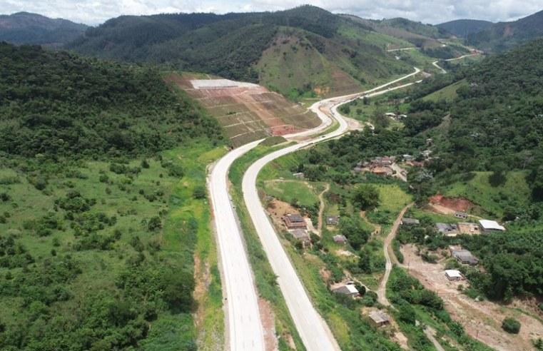 Ministério da Infraestrutura e DNIT liberam 12 quilômetros de pista duplicada da BR-381/MG