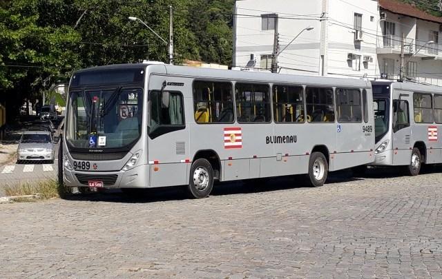 SC: Rodoviários de Blumenau realizam paralisação parcial na cidade