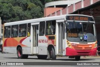 RJ: Manifestantes fecham a estrada RJ-107 cobrando melhorias na via e promessa de creche em Petrópolis