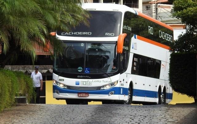 ES: Expresso União segue perdendo passageiros para Viação Kaissara na Rio x Cachoeiro no carnaval