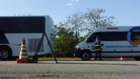 RS: DAER fiscalizou mais de 1,8 mil ônibus no carnaval