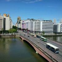 PE: Ponte Duarte Coelho Duarte é interditada e altera 153 linhas de ônibus para a montagem do Galo da Madrugada