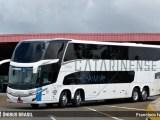 SC: Ônibus da Viação Catarinense sofre tentativa de assalto na noite desta terça-feira na BR-101