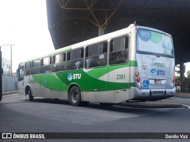 SP: Sorocaba segue com interferência em linhas de ônibus municipais nesta terça-feira