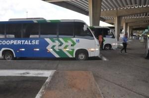 Carnaval de Sergipe terá 60 ônibus intermunicipal extras