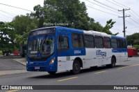 Ônibus pega fogo em Salvador na manhã desta sexta-feira