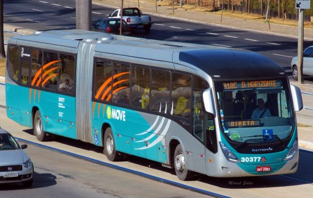 MG: Jovem diz que homem se masturbou e esfregou órgão genital dentro de ônibus do MOVE
