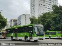 Rio: Nova linha de ônibus é inaugurada no Alto da Boa Vista