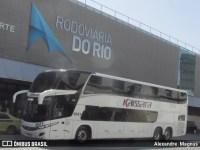 Rodoviária do Rio segue com saídas normalmente para São Paulo nesta segunda-feira