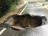 SP: Rodovia Rio x Santos teve problemas nesta manhã de sexta devido a chuva