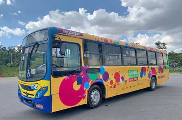 Prefeitura de Belo Horizonte oferece  ônibus gratuitos para foliões neste carnaval