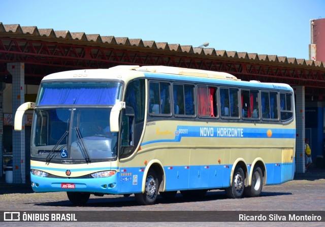 BA: Moradores de Guanambi realizam novo protesto contra ônibus da Novo Horizonte