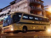 MG: PM prende três pessoas com cerca de 3kg de cocaína dentro de ônibus da Viação Unida