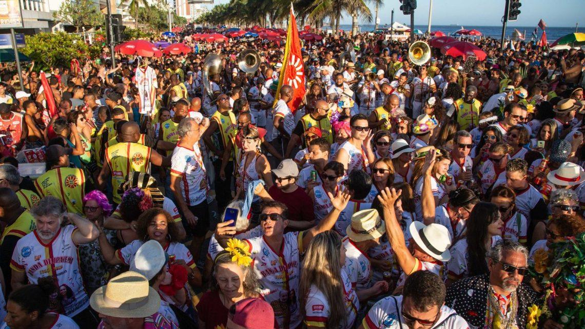 Carnaval do Rio: Aplicativo da Prefeitura traz lista de blocos e outros serviços para o folião