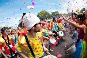 Brasil oferece destinos para todos os públicos neste Carnaval