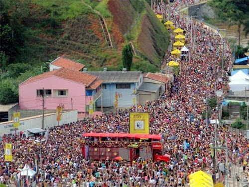 SP: Prefeitura de São Luiz do Paraitinga divulga programação do carnaval