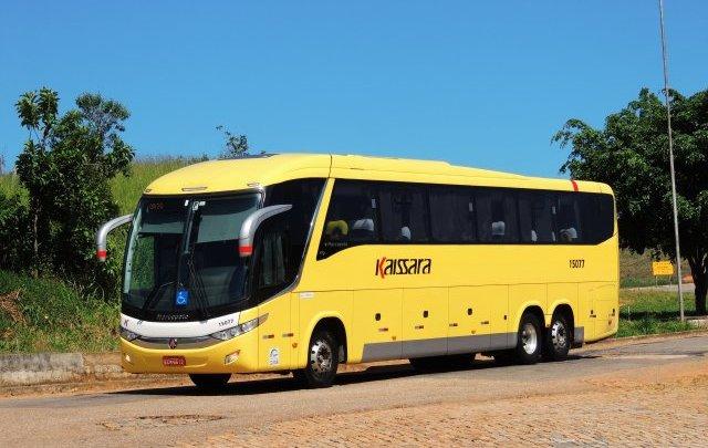 Viação Kaissara deve disponibilizar horários extras na BH x Guarapari nos próximos dias