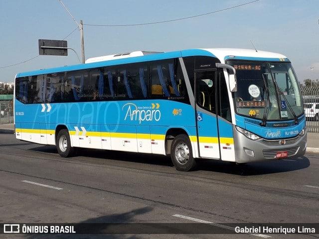 RJ: Ônibus da Viação Amparo são apedrejados em Niterói