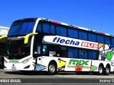 SC: Movimento de ônibus de turismo aumenta em Balneário Camboriú