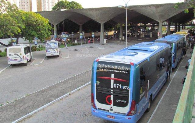 Rodoviária de Fortaleza deve receber mais de 90 mil passageiros ao longo de todo o carnaval