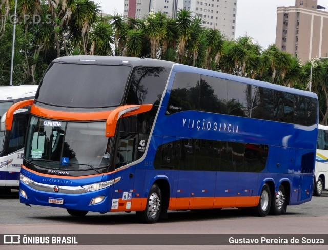 Viação Garcia segue vendendo alguns ônibus DD de sua frota