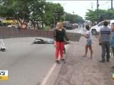 Moradores realizam protesto contra aumento de passagens em São Luís