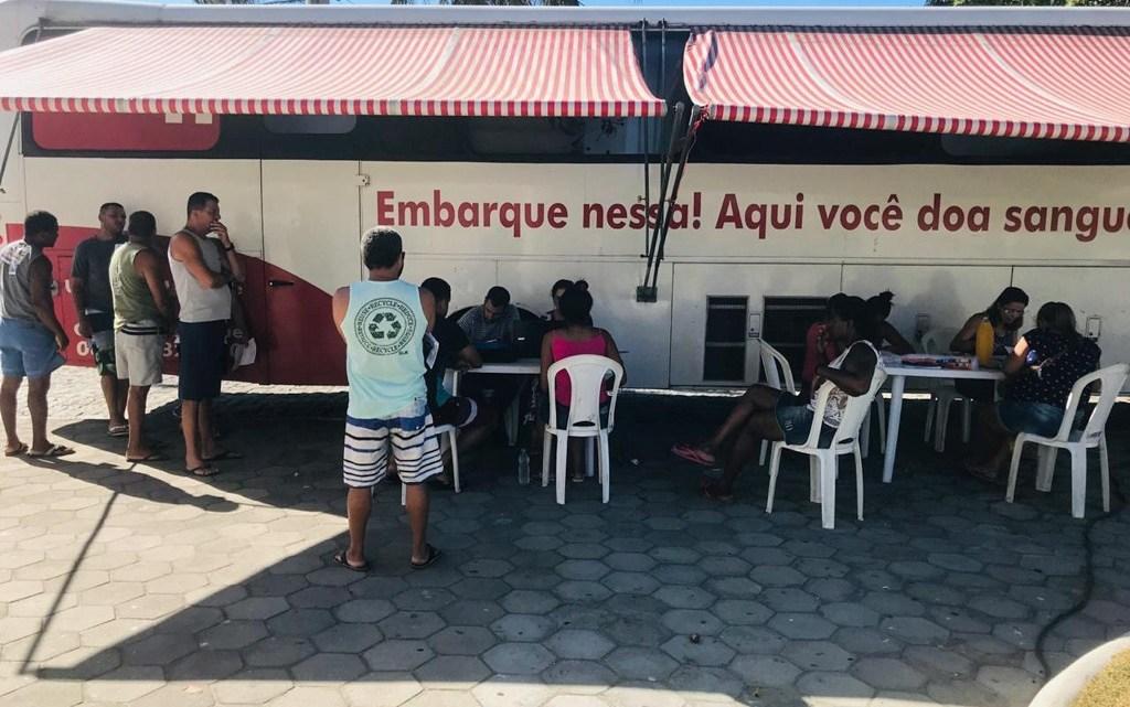 RJ: Ônibus do Hemocentro estará nesta terça (11) na Prefeitura de Campos