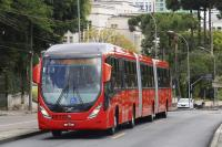 Prefeitura de Curitiba reforça ações de prevenção no transporte coletivo contra o Coronavírus