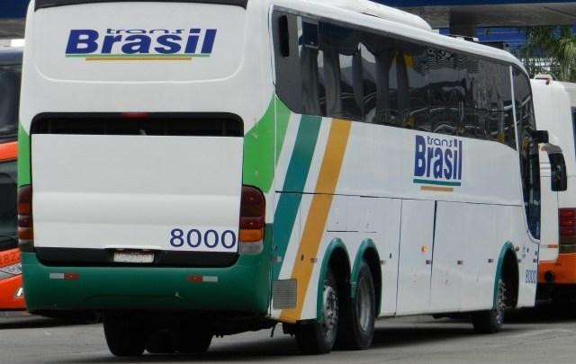 Ônibus da Trans Brasil acaba apreendido no Piauí