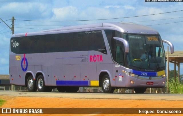 BA: Rota Transportes segue com toda sua frota parada devido a pandemia do coronavírus