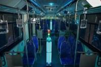 Governo Chinês utiliza raios ultravioleta para desinfetar ônibus e elevadores
