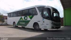 RS: Homem é apreendido após praticar assédio contra menor de idade durante viagem de ônibus