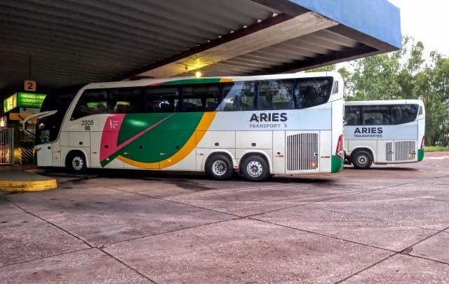 Governo do Mato Grosso suspende o transporte intermunicipal por conta do coronavírus