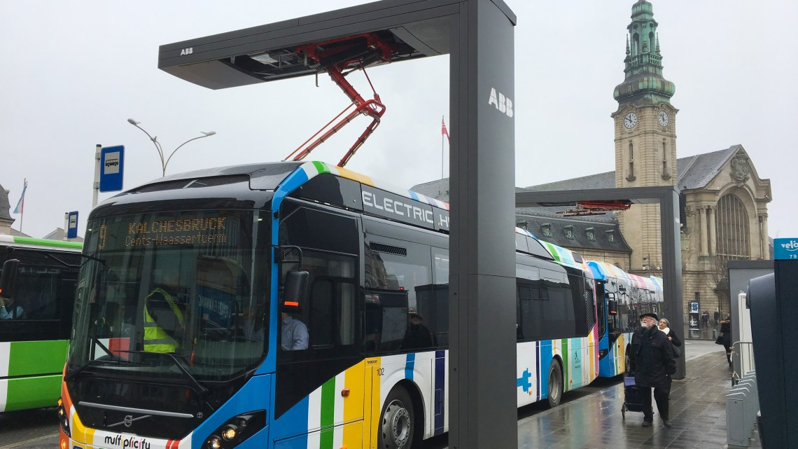Europa: Luxemburgo é o 1° país a oferecer transporte público gratuito