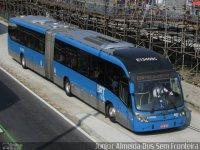 BRT Rio intensifica limpeza em terminais e estações