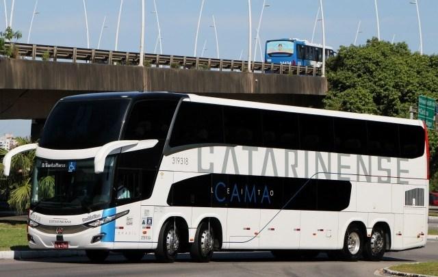 Governo de Santa Catarina decreta quarentena de 7 dias para o transporte de passageiros no estado