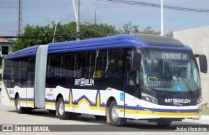 BRT de Belém ficará suspenso por 15 dias a partir desta quarta-feira