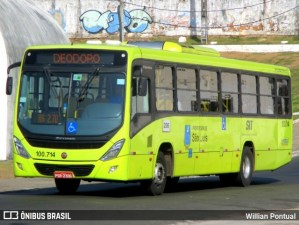Prefeitura de São Luís determina que ônibus circulem com ar-condicionado desligado e janelas abertas