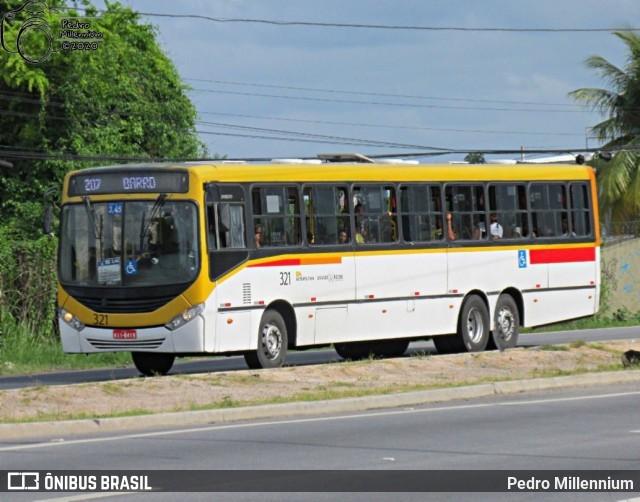 Consórcio Grande Recife reforça limpeza nos ônibus e terminais