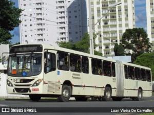 Comec suspende linhas de ônibus após às 22h na Região Metropolitana de Curitiba