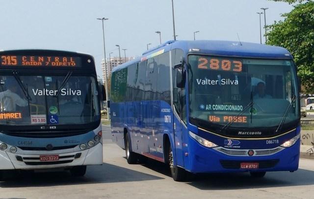 Prefeitura do Rio anuncia que ônibus não vão parar de circular na cidade nesta sexta-feira
