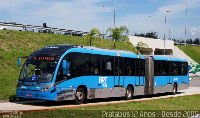 BRT Rio não poderá circular com passageiros em pé, afirma prefeito Marcelo Crivella